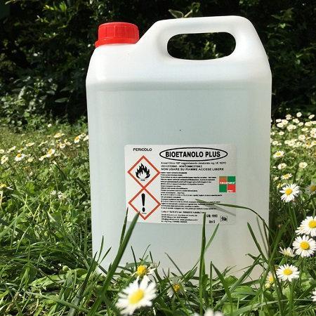 bioetanolo camino ecologico
