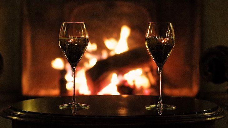 fuoco e vino