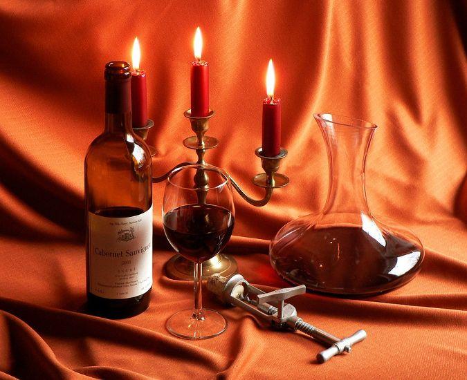 vino e fuoco