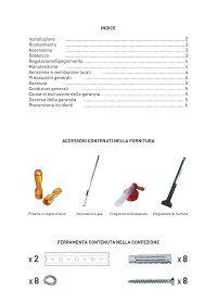 manuale uso camino a bioetanolo fuecopared pagina 2