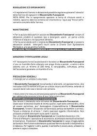 manuale uso camino a bioetanolo fuecopared pagina 5