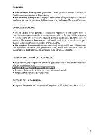 manuale uso camino a bioetanolo fuecopared pagina 6